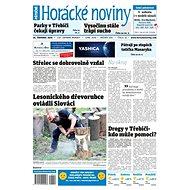 Horácké noviny - Pátek 26.7.2019 č. 055 - Elektronické noviny