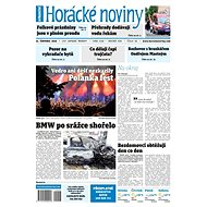 Horácké noviny - Středa 31.7.2019 č. 056 - Elektronické noviny