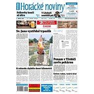 Horácké noviny - Pátek 2.8.2019 č. 057 - Elektronické noviny
