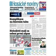 Horácké noviny - Pátek 9.8.2019 č. 059 - Elektronické noviny