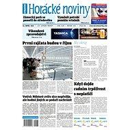 Horácké noviny - Středa 14.8.2019 č. 060 - Elektronické noviny
