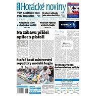 Horácké noviny - Pátek 16.8.2019 č. 061 - Elektronické noviny