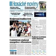 Horácké noviny - Středa 21.8.2019 č. 062 - Elektronické noviny
