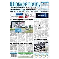 Horácké noviny - Pátek 23.8.2019 č. 063 - Elektronické noviny