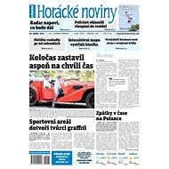 Horácké noviny - Středa 28.8.2019 č. 064 - Elektronické noviny