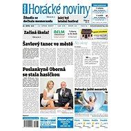 Horácké noviny - Pátek 30.8.2019 č. 065 - Elektronické noviny
