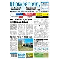 Horácké noviny - Pátek 6.9.2019 č. 067 - Elektronické noviny
