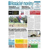 Horácké noviny - Pátek 13.9.2019 č. 068 - Elektronické noviny