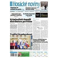 Horácké noviny - Středa 18.9.2019 č. 070 - Elektronické noviny