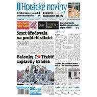 Horácké noviny - Středa 2.10.2019 č. 074 - Elektronické noviny