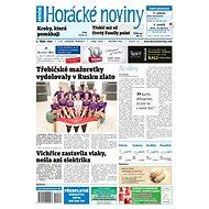 Horácké noviny - Pátek 4.10.2019 č. 075 - Elektronické noviny