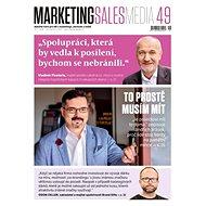 MarketingSalesMedia - časopis přestal vycházet - Elektronický časopis