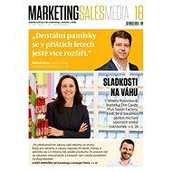 MarketingSalesMedia - 18/2018 - Elektronický časopis