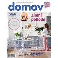 Domov - Roční předplatné + čtvrtletní zdarma - Digitální předplatné