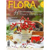 Flóra - Roční předplatné + čtvrtletní zdarma - Digitální předplatné
