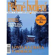 Elektronický časopis Pěkné bydlení - vydávání titulu bylo ukončeno