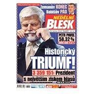Nedělní Blesk - Digital Magazine