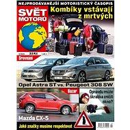 Svět motorů - Elektronický časopis