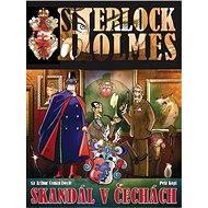 Sherlock Holmes – Skandál v Čechách - Elektronický časopis