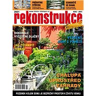 Rekonstrukce chalup a chat - Digital Magazine