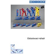 Katalog odizolovacího nářadí WEICON - Techni Trade - Digital Magazine