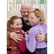 FilmWeekly - časopis přestal vycházet - Elektronický časopis