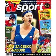 TV Sport - Bohužel vydávání titulu bylo ukončeno. - Elektronický časopis