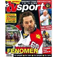 TV Sport - 10/2016 - Elektronický časopis