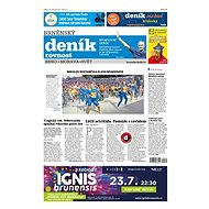 Brněnský deník - Elektronické noviny