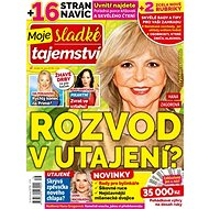 Moje sladké tajemství - Elektronický časopis