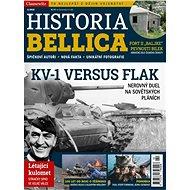Historia Bellica - titul přestal vycházet - Elektronický časopis