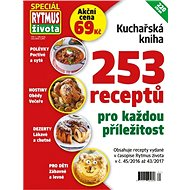 Kuchařka Rytmus života - Elektronický časopis