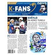 K FANS news - vydávání titulu bylo ukončeno - Elektronický časopis