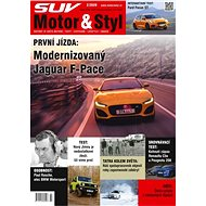 SUV - Elektronický časopis