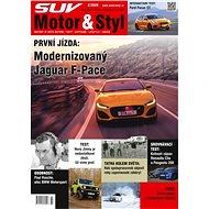 SUV Motor & Styl - Elektronický časopis