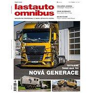 Lastauto omnibus - dále vychází jako Trucker - Elektronický časopis
