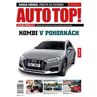 AUTO TOP! - dále pod novým titulem AUTO TOP! & UVA - Elektronický časopis
