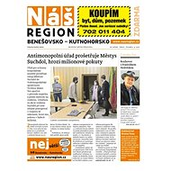 Náš REGION Benešov - 6/2021 - Elektronické noviny