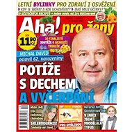 Aha! pro ženy - Elektronický časopis