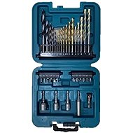 MAKITA B-68498 Set of Bits and Drills 34 Pieces - Bit Set