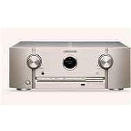 AV receiver Marantz SR5015 stříbrno-zlatý