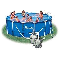 MARIMEX Florida 4,57x1,22m + PF Sand 4 SET ( 2 kart.) - Bazén