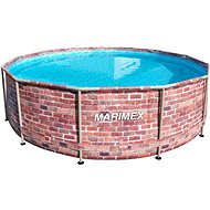 MARIMEX Florida CIHLA 3.66 x 0.99m Without Accessories - Pool