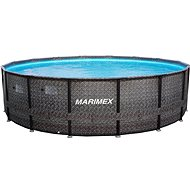 MARIMEX Florida RATAN 3.66 x 0.99m Without Accessories - Pool
