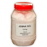 MARIMEX Sůl mletá v dóze natural - Sůl