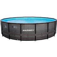 MARIMEX Bazén Florida 4.88x1.22m RATAN - Bazén