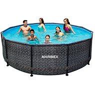 MARIMEX Florida RATAN 4.57 x 1.32m - Bazén