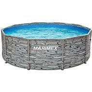 MARIMEX Florida 3,05x0,91 m KÁMEN - Bazén