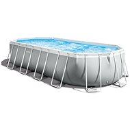 Intex Florida Premium Oval PRISM 3.05x6.10x1.22m + KF 5.7 incl. Accessories - 26798NP - Pool