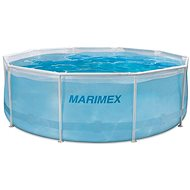 MARIMEX Florida 3,05x0,91m TRANSPARENTNÍ bez přísl. - Bazén